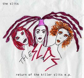 The Slits New Record