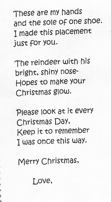 Results for Christmas Reindeer Poems for Kindergarten.