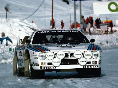 1982 Lancia Rally 037 Gruppo B