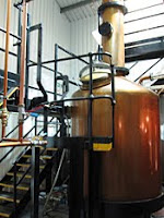 copper still at penderyn