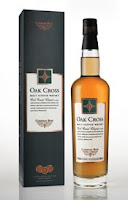 oak cross from compass box