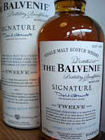balvenie 12 years old signature