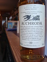 auchroisk 10 years old