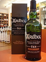 ardbeg 10 years old bottle