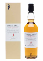 mannochmore 18 years old special release