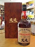 whyte and mackay 40 years old