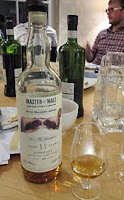 the m'orkney 11 years old from whisky 4 movember