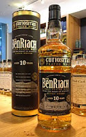 benriach 10 years old 'curiositas'
