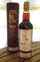 kavalan solist sherry cask