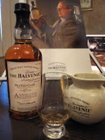 balvenie 17 years old 'peated cask'