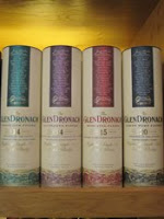 the new glendronach cask finish range