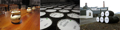 Scotland Whisky Tour - Old Pulteney, Balblair and Knockdhu
