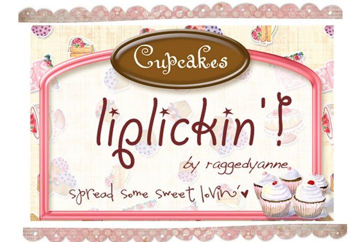 *LIPLICKIN'! * Spread Some Sweet Lovin'...