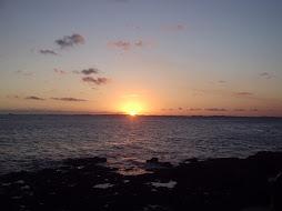 por do sol de Humaitá - Salvador - Bahia