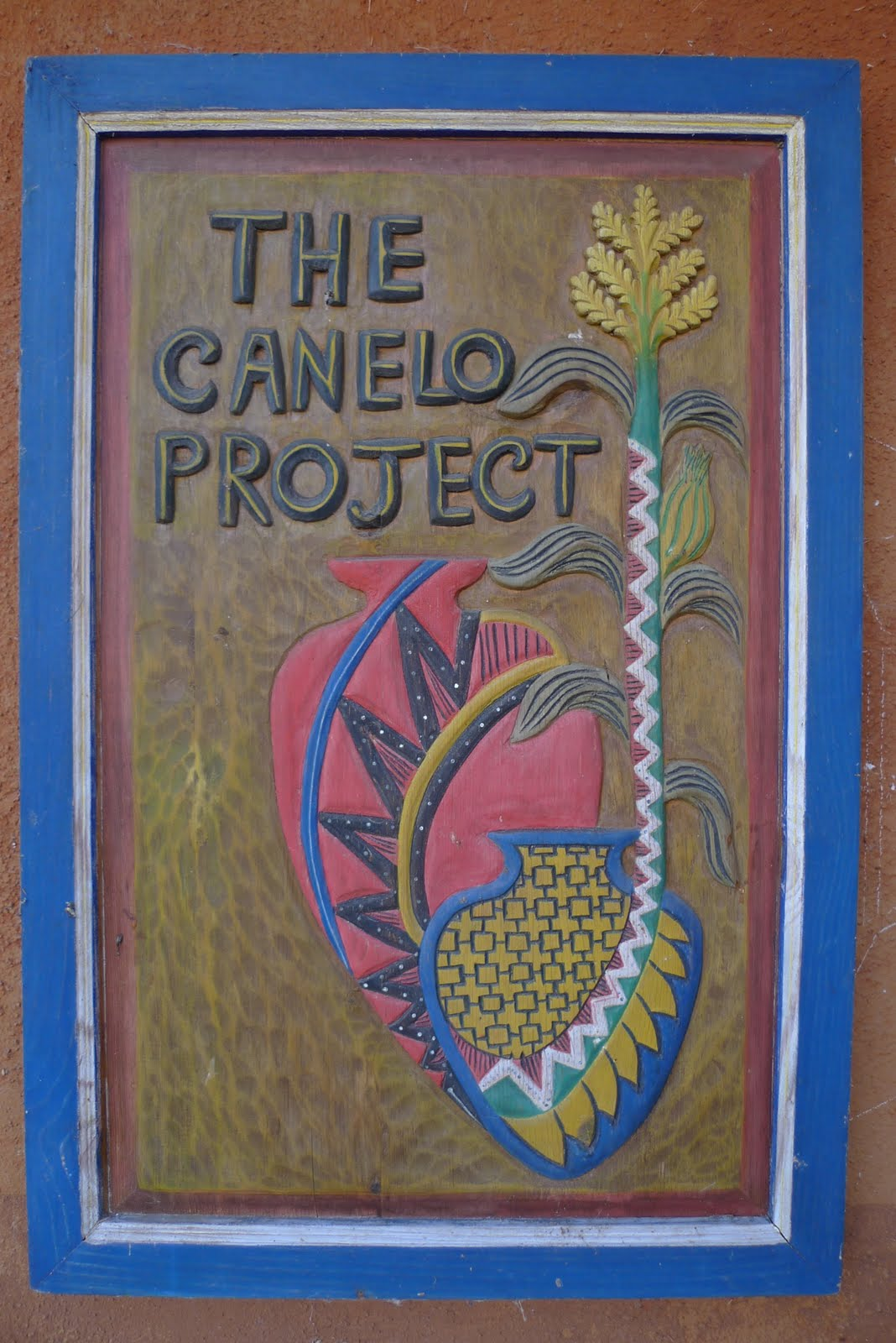 The Canelo Project Sign