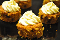 Graham Craker Chocolate Chip Snacking Cake