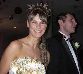 Just Married and looking very happy - 1:45pm 6th December 08