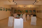 Muestra Colectiva de Pintura, Escultura y Orfebrería       Leones       Febrero 2009