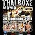 Thai Boxe. Grande Card al THAIBOXEMANIA 2011