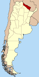 formosa province