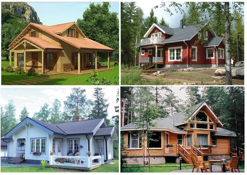 modelos de casas de madera. modelos de casas de madera.
