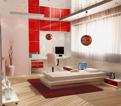 ·| Habitacion de Chelle |· Modern-bedroom-ideas