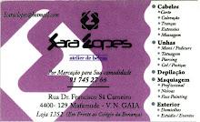 ATELIER DE BELEZA SARA LOPES