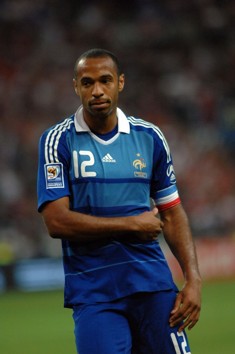 Thierry Henry - New Photos