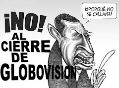 """El video del ataque de """"chavistas"""" a GLOBOVISION"""