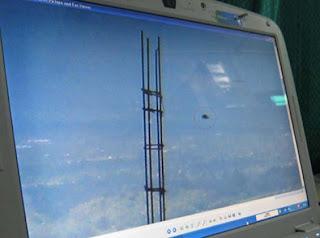 Foto ufo terbang di gunung kidul yogyakarta
