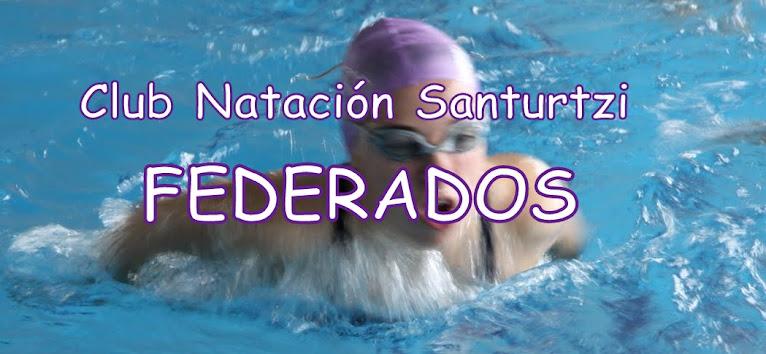 Club Natación Santurtzi FEDERADOS