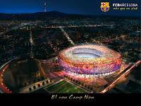 El Camp Nou del siglo XXI