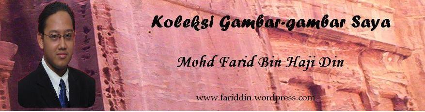 Mohd Farid Hj Din