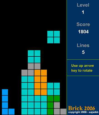 tetris flash online