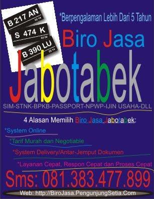 Biro Jasa Jakarta