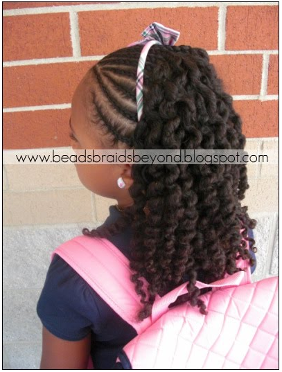 Cute Little Girl Braided Hairstyles