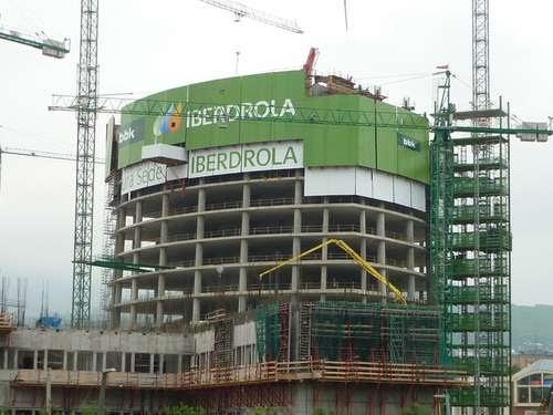 Chacatorex se consolida iberdrola como segunda empresa for Empresas de electricidad en sevilla