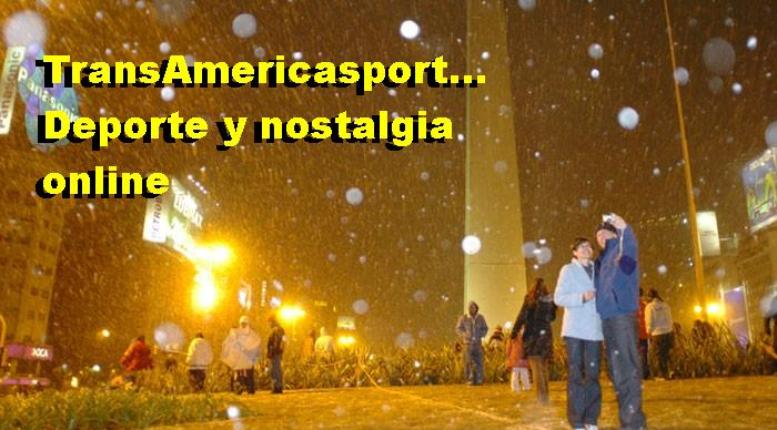 transAmericasport... Deporte y nostalgia online