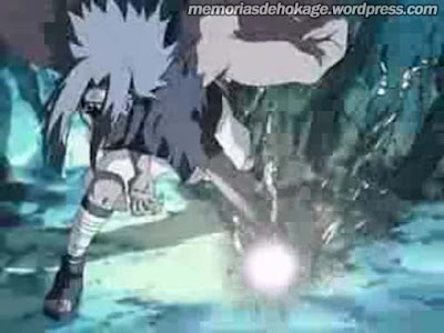 Naruto vs sasuke transformados