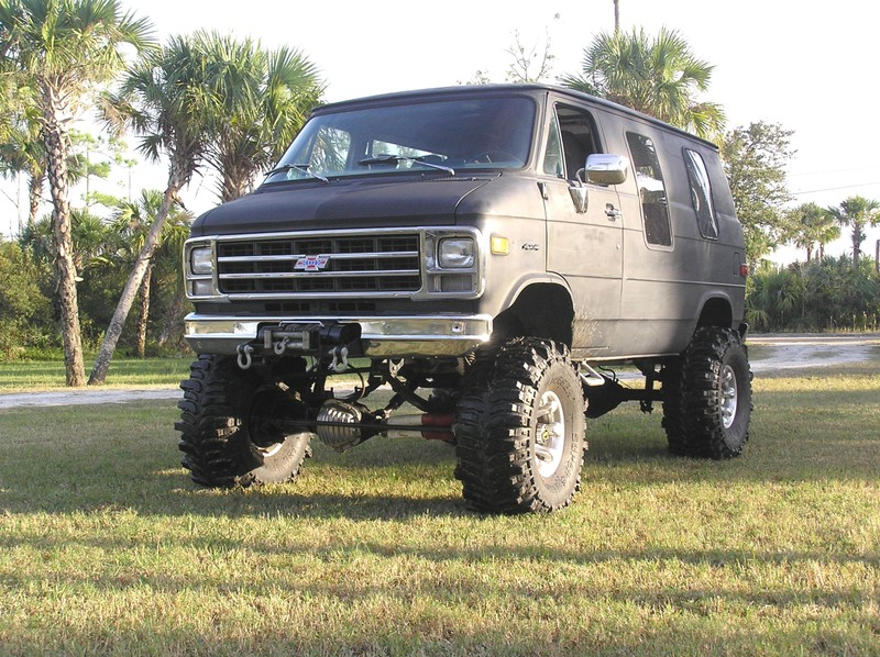 Shit That Rulez 4x4 Vans