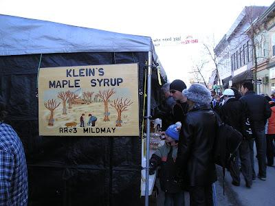 Elmira Maple Syrup Festival