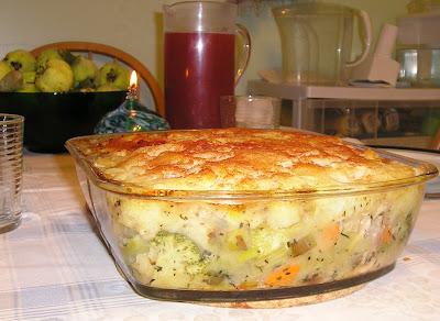 Shepherd's Chicken Pot Pie