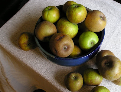 Russet Apples
