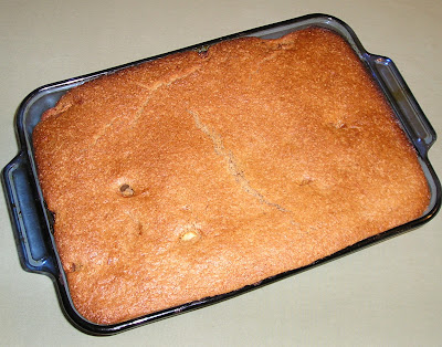 Apple Batter Pudding