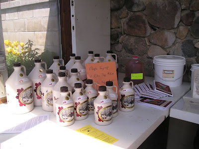 Meeting Place Organic Farm - Yoder's Maple Syrup