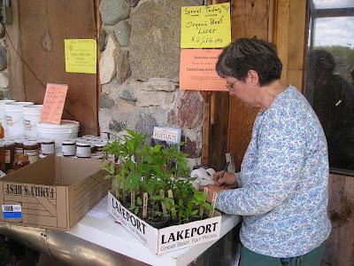 Meeting Place Organic Farm Fran McQuail