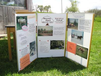 Meeting Place Organic Farm Info