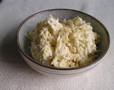 Danish Celeriac Salad