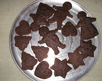 Cocoa Snaps