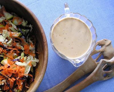 Peanut Salad Dressing